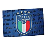 Bandiera Blu 100x140 cm FIGC Nazionale Italia