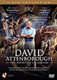 David Attenborough - The Definitive Collection - Natural History Museum Alive, Galapagos, Micro Monsters [DVD]