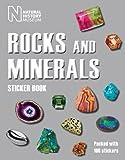 Rocks and Minerals Sticker Book