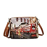 YNOT YES-399F0 TRACOLLA Donna STAMPA LONDRA TU