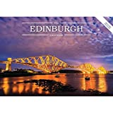 Edinburgh A5 Calendar 2021