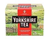 Taylors of Harrogate Yorkshire, Tè Nero 160 bustine di te - 1 unitá