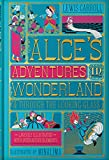 Alice's Adventures in Wonderland & Through the Looking-Glass: Lewis Carroll & Minalima