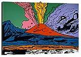 Quadro Andy Warhol Art. 21 cm 70x100 intelaiato Pronto da Appendere Stampa su Tela Canvas Vendita Falsi di Autore Il Negozio di Alex