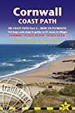 British Walking Guides Cornwall Coast Path: South-West Coast Path Part 2 Includes 142 Large-Scale Walking Maps & Guides to 81 Towns and Villages - ... ... to Eat - Bude to Plymouth [Lingua Inglese]