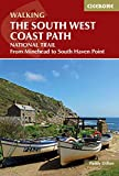 Cicerone Walking The South West Coast Path: National Trail: From Minehead to South Haven Point [Lingua Inglese]