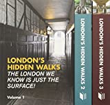London's Hidden Walks: Volumes 1-3 [Lingua Inglese]