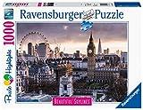 Ravensburger Puzzle, Puzzle 1000 Pezzi, Londra, Puzzle per Adulti, Collezione Skylines, Puzzle Città, Puzzle Londra, Puzzle Ravensburger - Stampa di Alta Qualità
