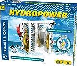 Thames & Kosmos 624811 Kit Energie rinnovabili per Costruire Modelli per sfruttare l'energia idroelettrica, 12 esperimenti, età 8+