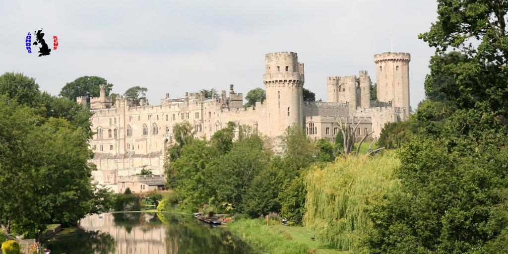castelli in inghilterra